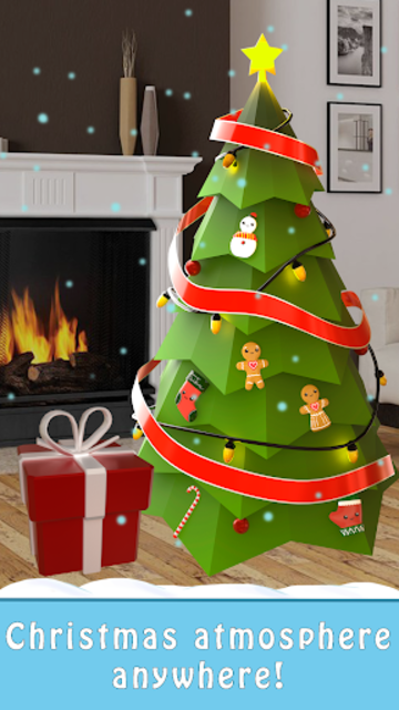 Cristmas Tree AR screenshot 2