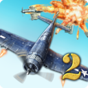 Icon for AirAttack 2 - WW2 Airplanes Shooter