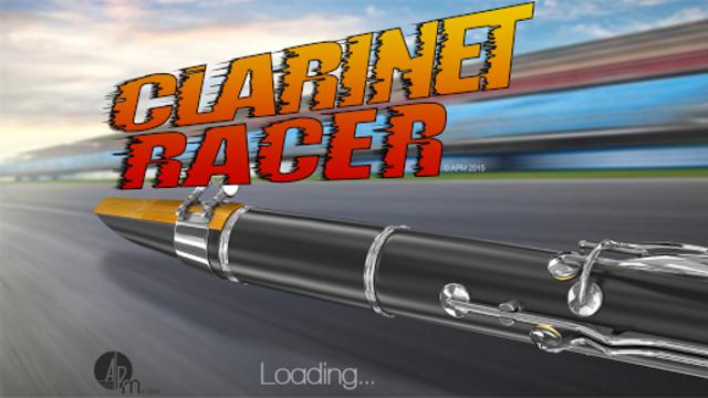 Clarinet Racer screenshot 1