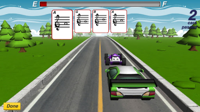 Classical Guitar Racer screenshot 3