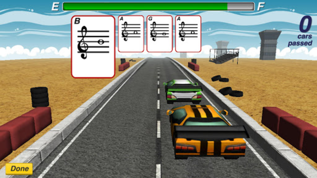 Classical Guitar Racer screenshot 4