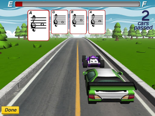 Classical Guitar Racer screenshot 7