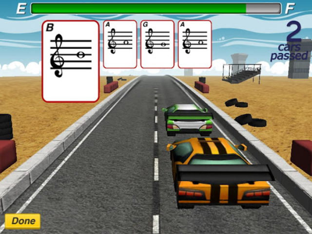 Classical Guitar Racer screenshot 8