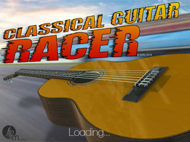Classical Guitar Racer screenshot 9