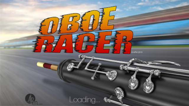 Oboe Racer screenshot 1