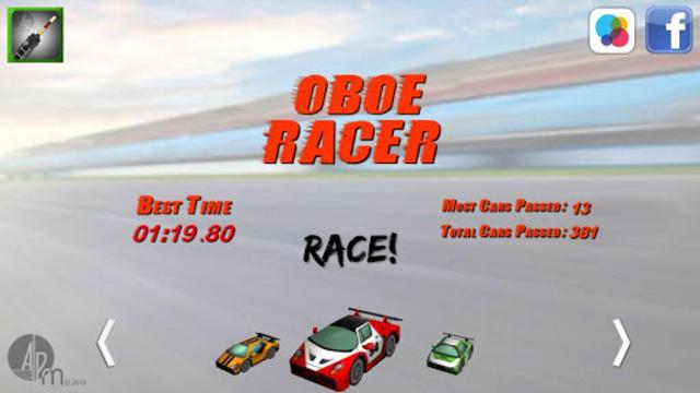 Oboe Racer screenshot 2