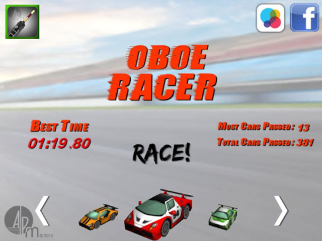 Oboe Racer screenshot 10