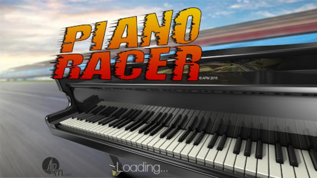 Piano Racer screenshot 1