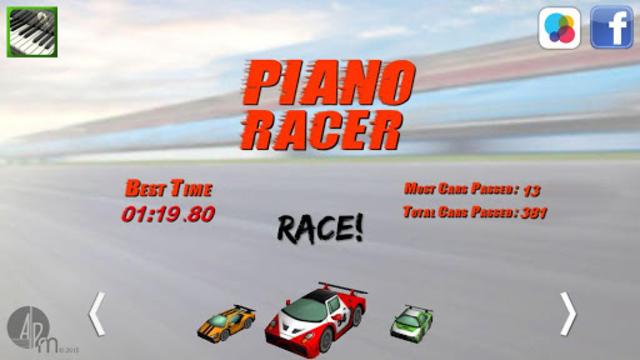 Piano Racer screenshot 2