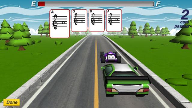 Piano Racer screenshot 3