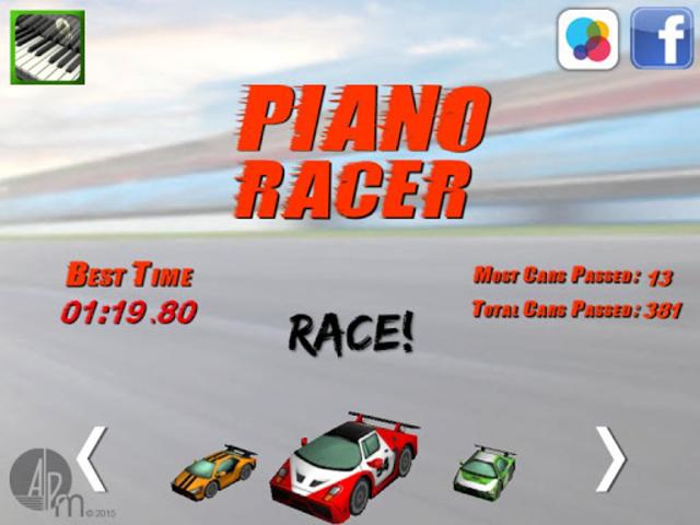 Piano Racer screenshot 6