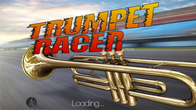 Trumpet Racer screenshot 1