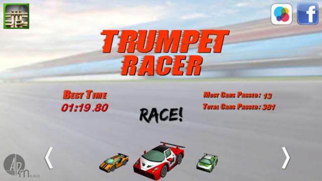 Trumpet Racer screenshot 2