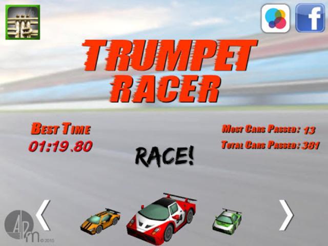 Trumpet Racer screenshot 6