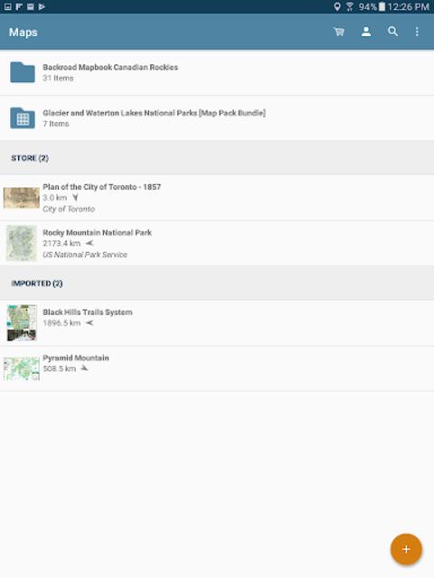 Avenza Maps - Offline Mapping screenshot 17