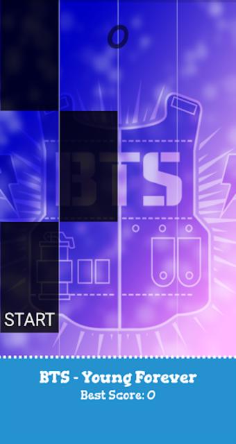 BTS Piano Game screenshot 3