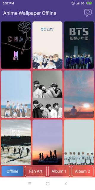 BTS Wallpaper - All Member screenshot 1