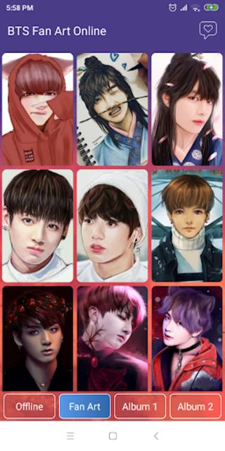 BTS Wallpaper - All Member screenshot 2
