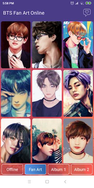 BTS Wallpaper - All Member screenshot 3