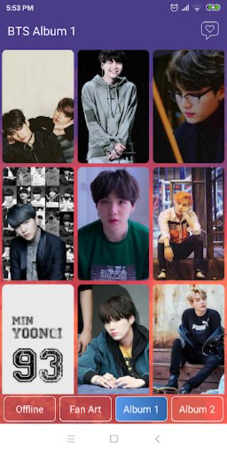BTS Wallpaper - All Member screenshot 4