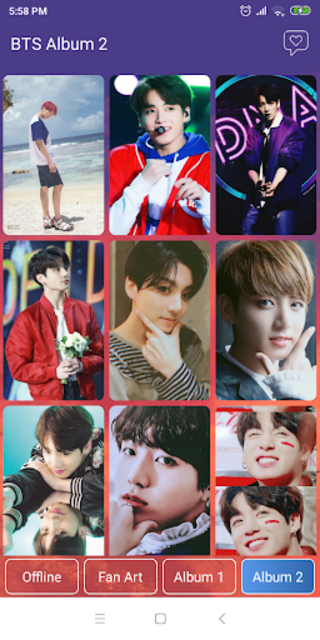 BTS Wallpaper - All Member screenshot 6