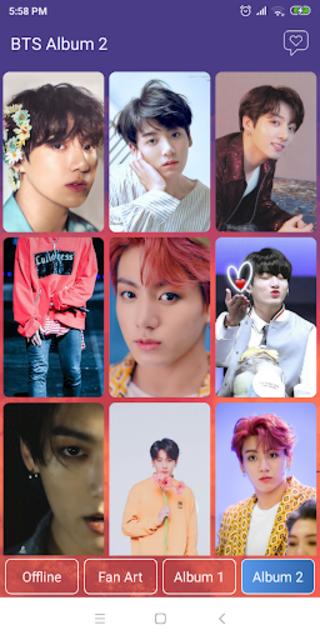 BTS Wallpaper - All Member screenshot 7