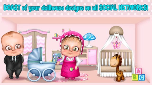 Baby Doll Games For Girls Free screenshot 2