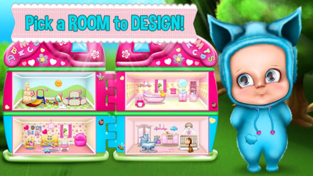 Baby Doll Games For Girls Free screenshot 3