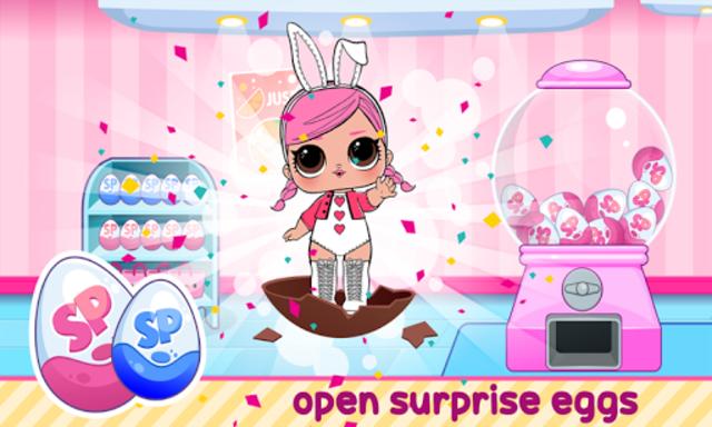 l o l Dools Supermarket Game screenshot 2