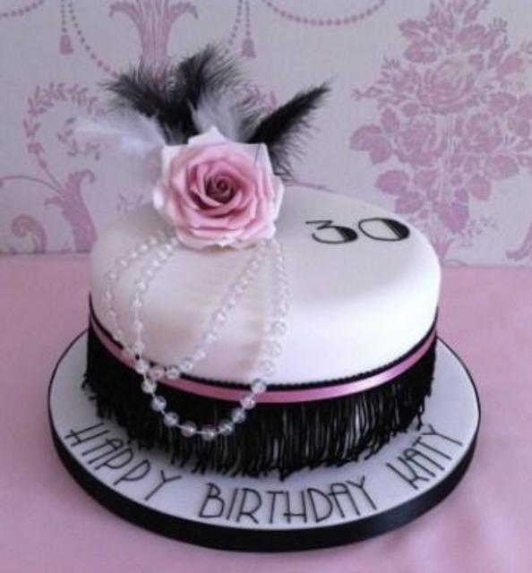 Beautiful Design Birthday Cake screenshot 5