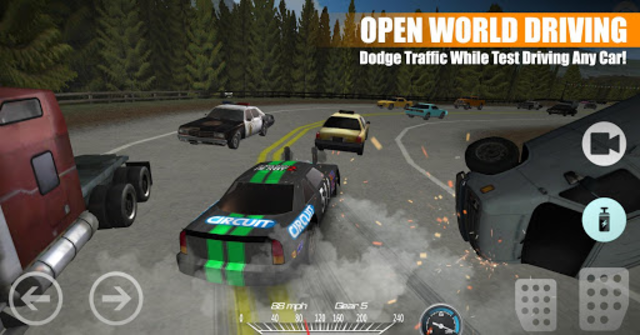 Demolition Derby 2 screenshot 7