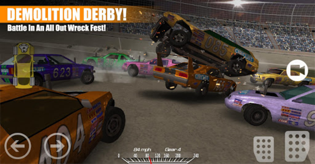 Demolition Derby 2 screenshot 1