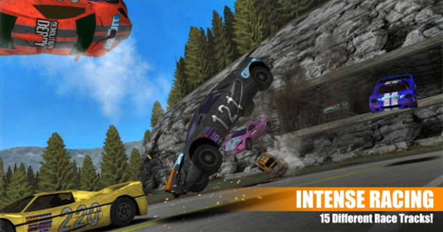 Demolition Derby 2 screenshot 2