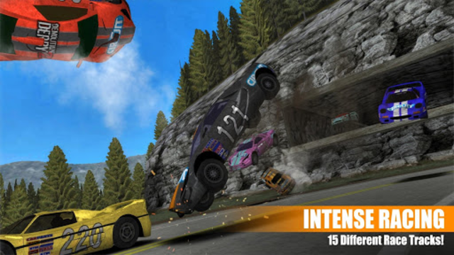 Demolition Derby 2 screenshot 12
