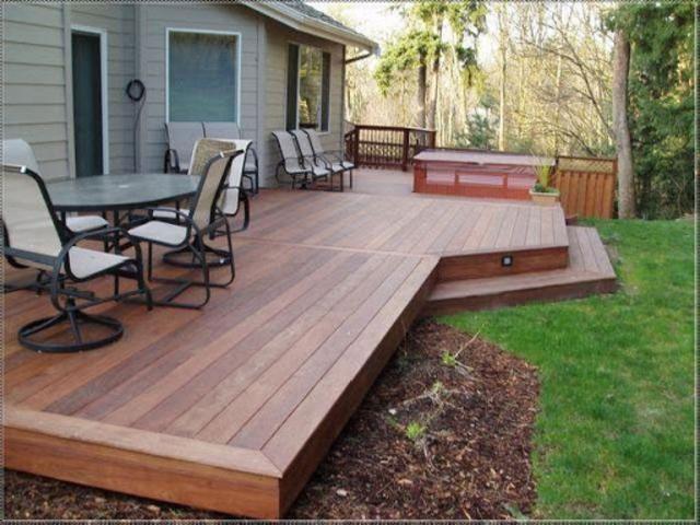 100 Best Deck Designs Ideas screenshot 1
