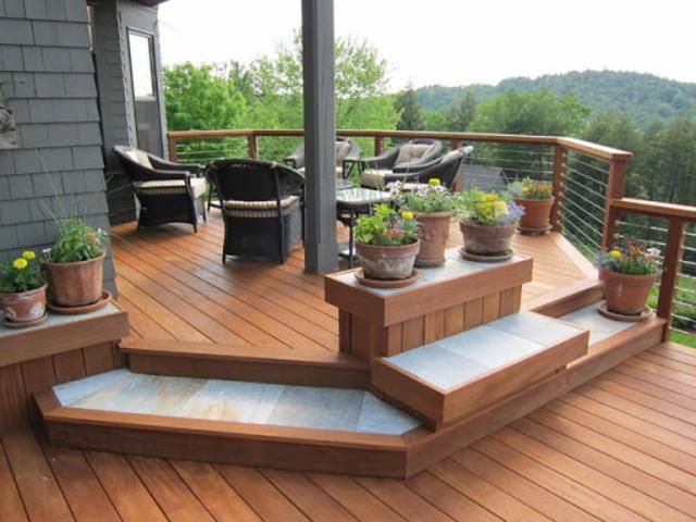 100 Best Deck Designs Ideas screenshot 4