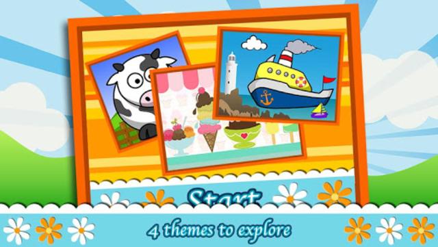 Sticker Puzzle screenshot 4