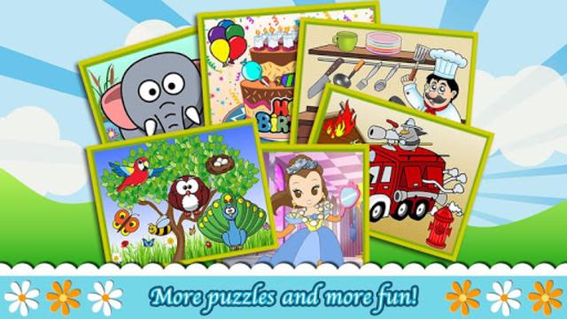 Sticker Puzzle screenshot 5