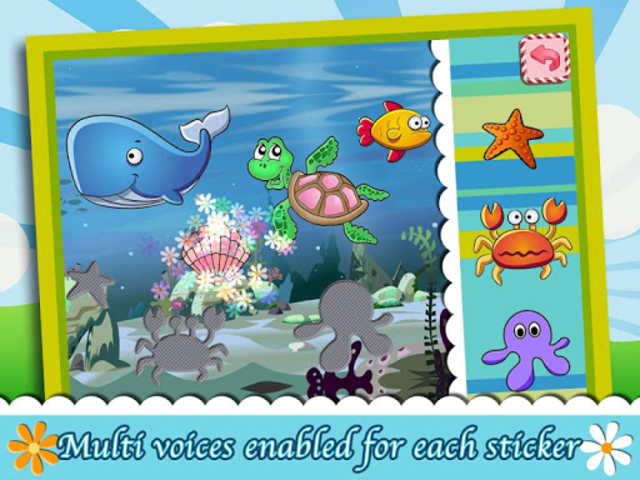Sticker Puzzle screenshot 7