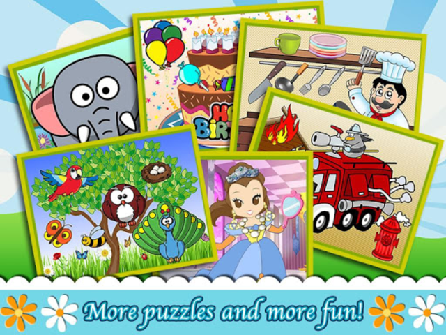 Sticker Puzzle screenshot 10