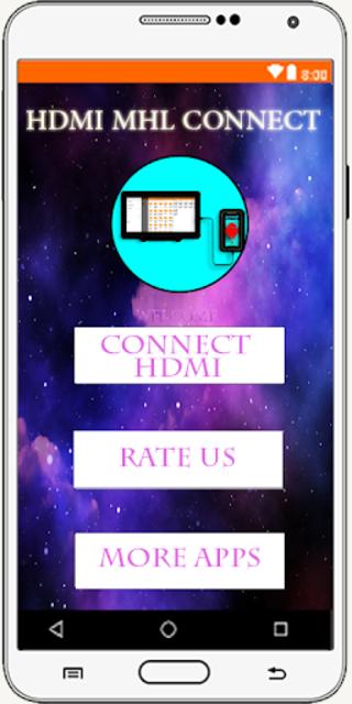 Usb Connector phone to tv (otg/hdmi/mhl/screen) screenshot 3