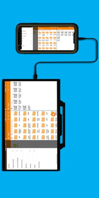 Usb Connector phone to tv (otg/hdmi/mhl/screen) screenshot 4