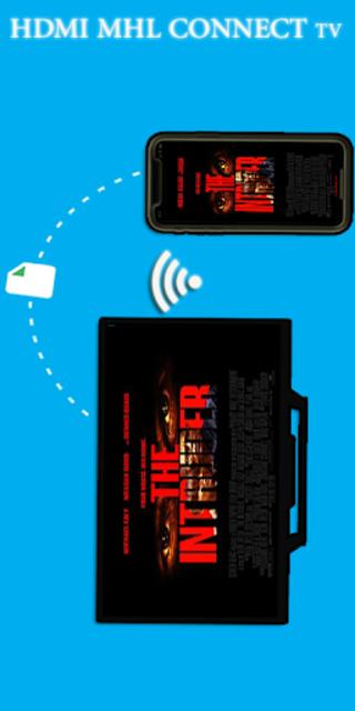 Usb Connector phone to tv (otg/hdmi/mhl/screen) screenshot 5