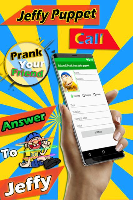 About: Jeffy Call :Fake Call Prank from Jeffy Puppet 2018 (Google