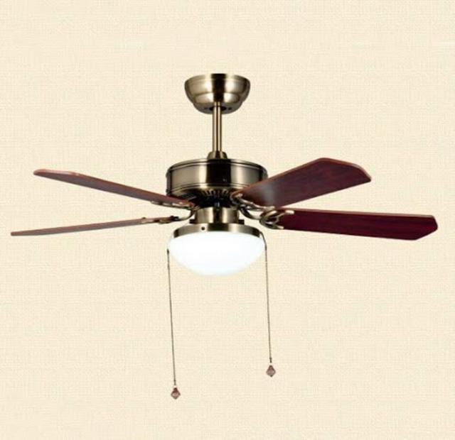 Ceiling Fan With Lighting screenshot 6