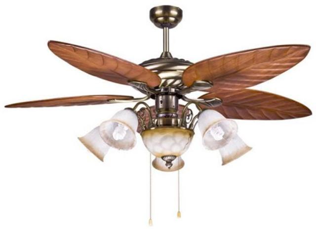 Ceiling Fan With Lighting screenshot 9