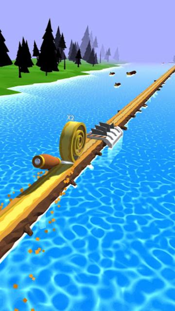 Spiral Roll screenshot 1