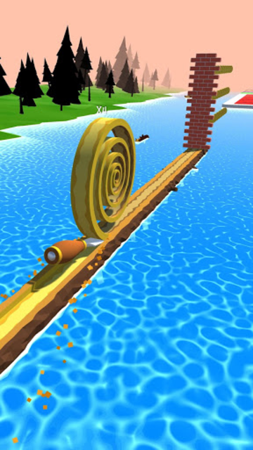 Spiral Roll screenshot 2