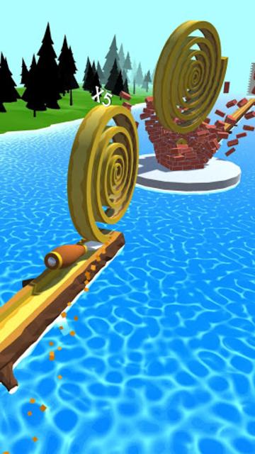 Spiral Roll screenshot 5