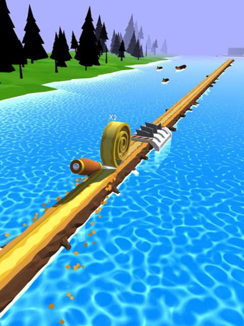 Spiral Roll screenshot 9